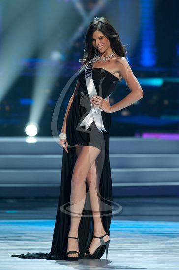 Italy - Preliminary Competition Gown