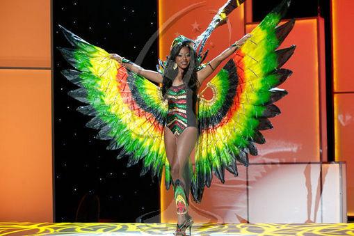 Jamaica - National Costume