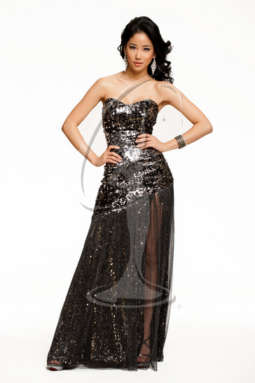 Korea - Evening Gown