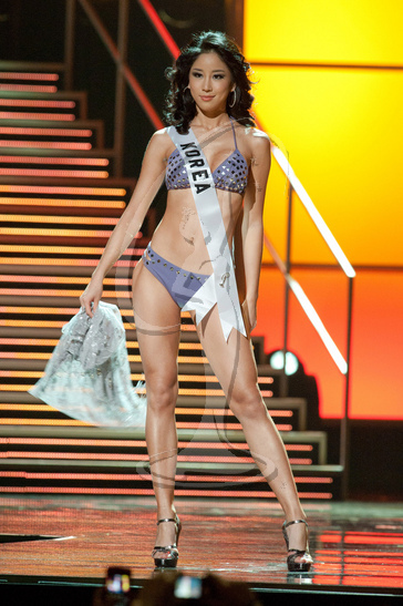 Korea - Preliminary Competition Swimwear