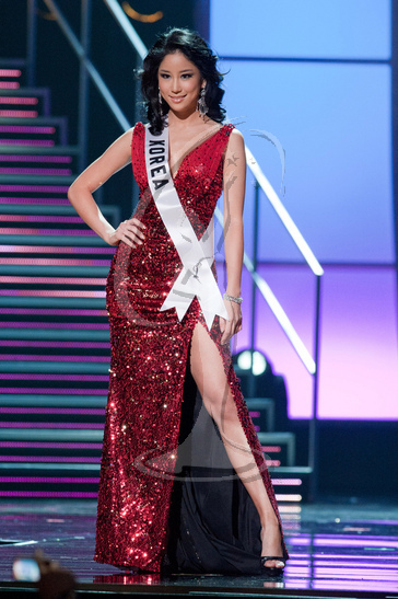 Korea - Preliminary Competition Gown