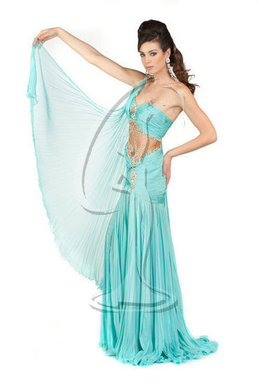 Argentina - Evening Gown