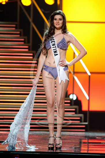 Argentina - Preliminary Competition Swimwear