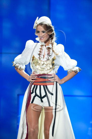 Kosovo - National Costume