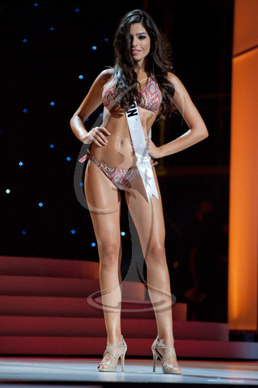 Lebanon - Preliminary Competition Swimwear