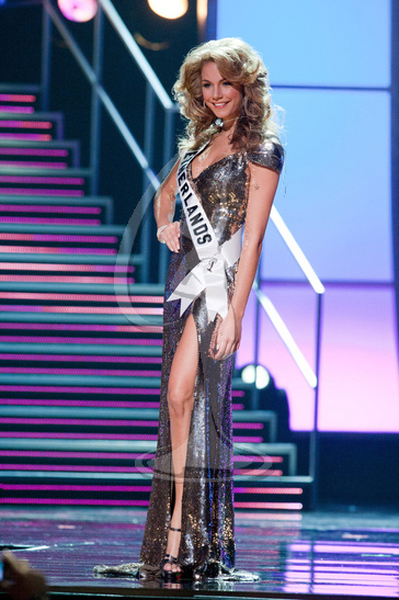 Netherlands - Preliminary Competition Gown