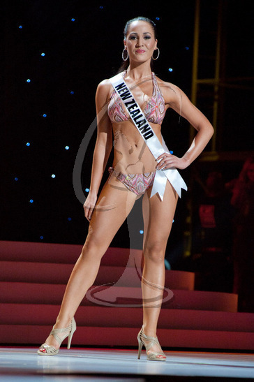New Zealand - Preliminary Competition Swimwear