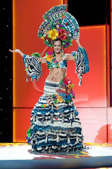 Nicaragua - National Costume