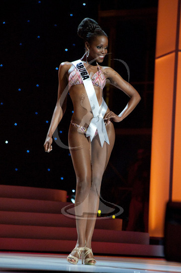 Aruba - Preliminary Competition Swimwear