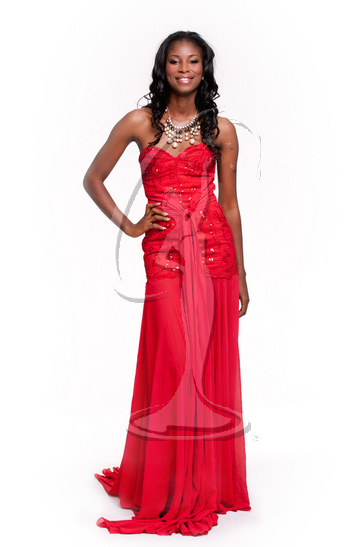 Nigeria - Evening Gown