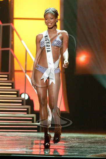 Nigeria - Preliminary Competition Swimwear