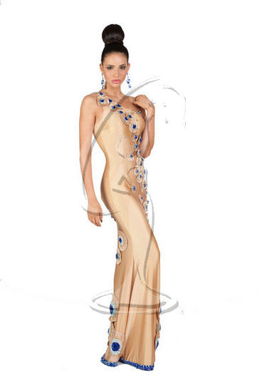 Panama - Evening Gown