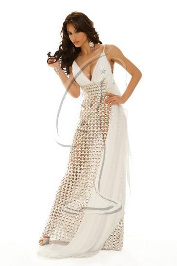 Peru - Evening Gown
