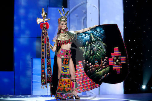 Peru - National Costume