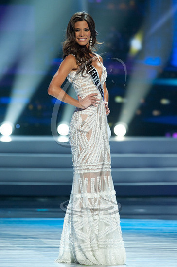 Puerto Rico - Preliminary Competition Gown