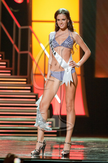 Russia - Preliminary Competition Swimwear