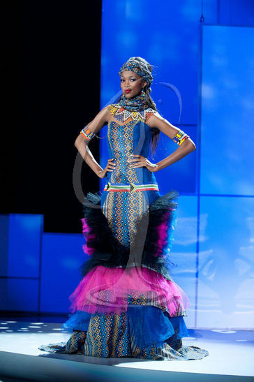 South Africa - National Costume