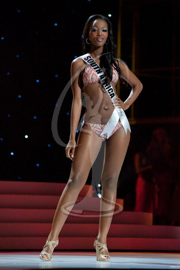 South Africa - Preliminary Competition Swimwear
