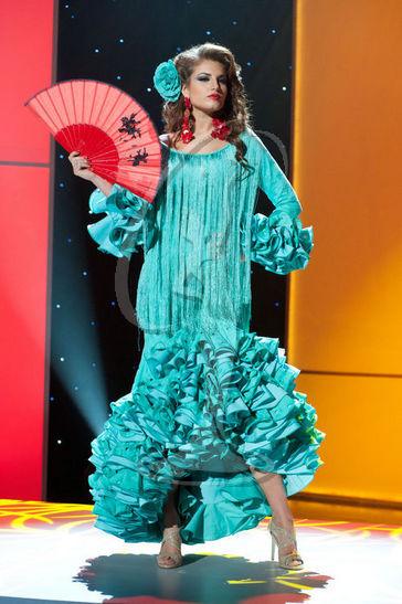 Spain - National Costume