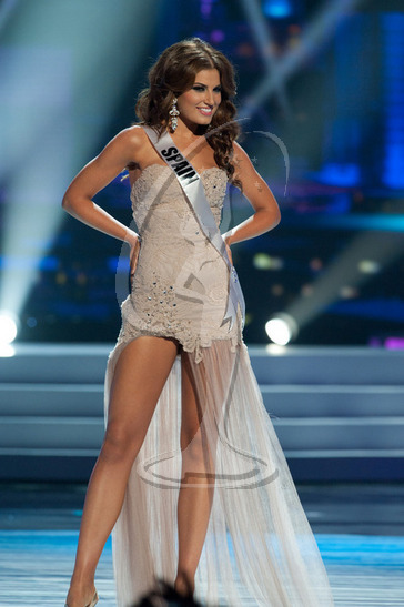 Spain - Preliminary Competition Gown