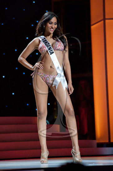 Tanzania - Preliminary Competition Swimwear