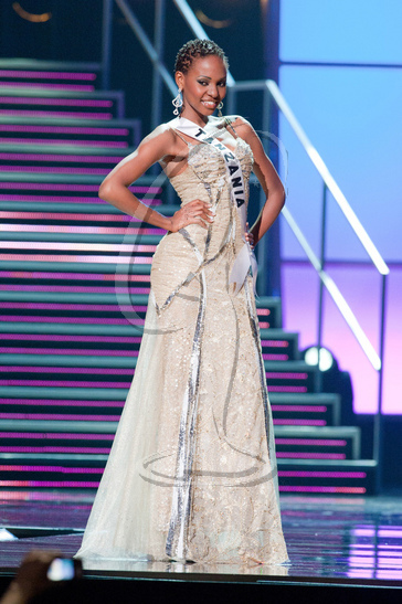 Tanzania - Preliminary Competition Gown