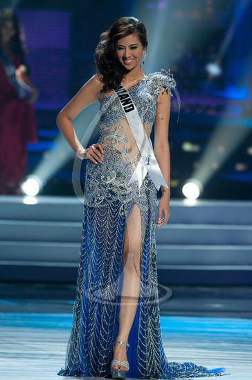 Thailand - Preliminary Competition Gown