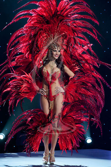 Trinidad & Tobago - National Costume