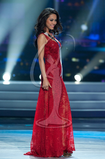 Vietnam - Preliminary Competition Gown
