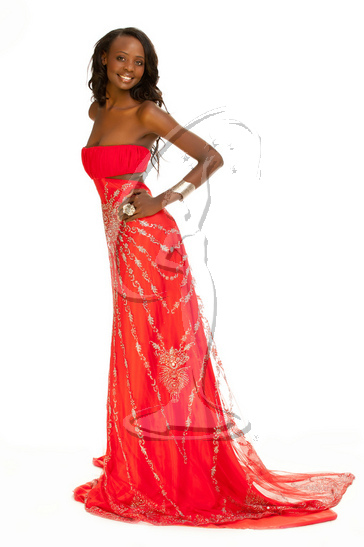Zambia - Evening Gown