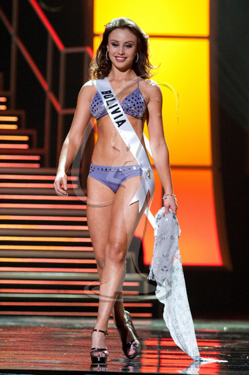 Bolivia - Preliminary Competition Swimwear