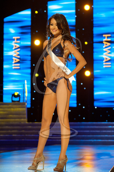 Hawaii - Preliminary Competition Swimwear