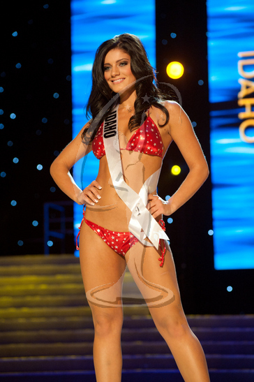 Idaho - Preliminary Competition Swimwear