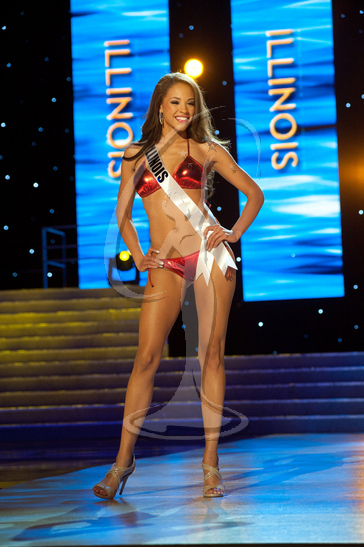 Illinois - Preliminary Competition Swimwear