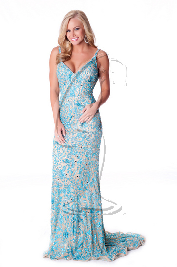Mississippi - Evening Gown