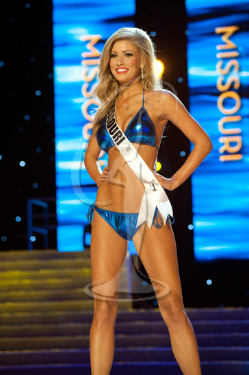 Missouri - Preliminary Competition Swimwear