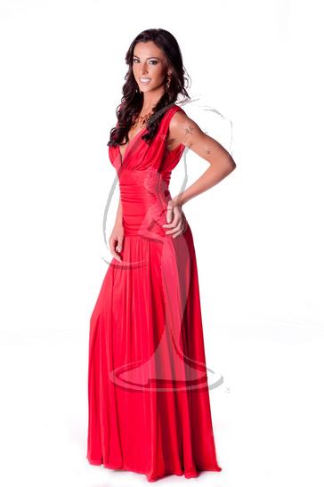 Nebraska - Evening Gown