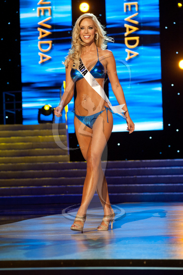 Nevada - Preliminary Competition Swimwear