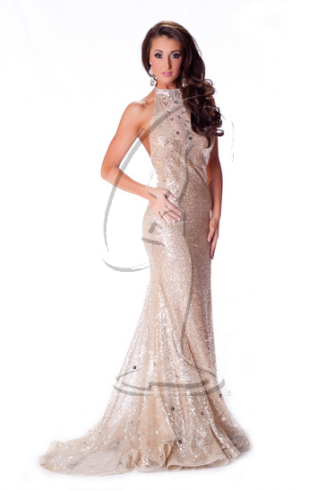 New Hampshire - Evening Gown