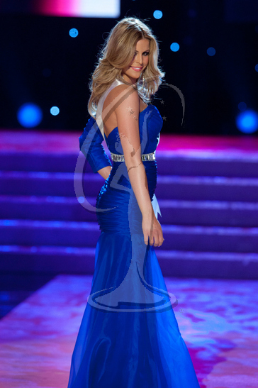 New Mexico - Preliminary Competition Gown