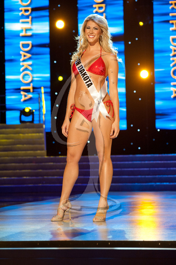 North Dakota - Preliminary Competition Swimwear