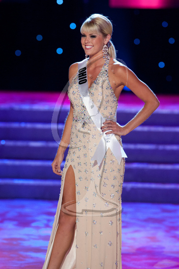 Ohio - Preliminary Competition Gown