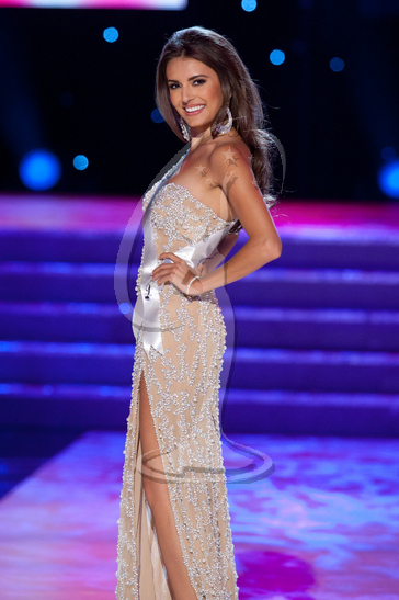 Utah - Preliminary Competition Gown