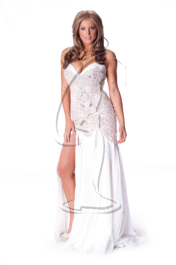 West Virginia - Evening Gown