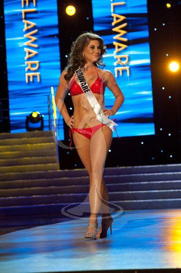 Delaware - Preliminary Competition Swimwear