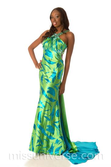 Miss British Virgin Islands 2012