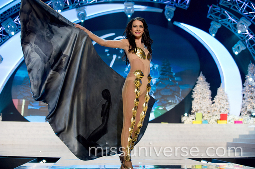 Miss Romania 2012