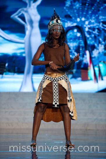 Miss Botswana 2012