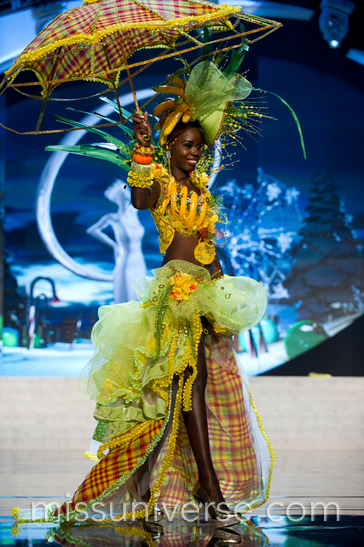 Miss St. Lucia 2012