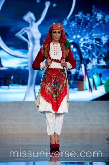 Miss Albania 2012